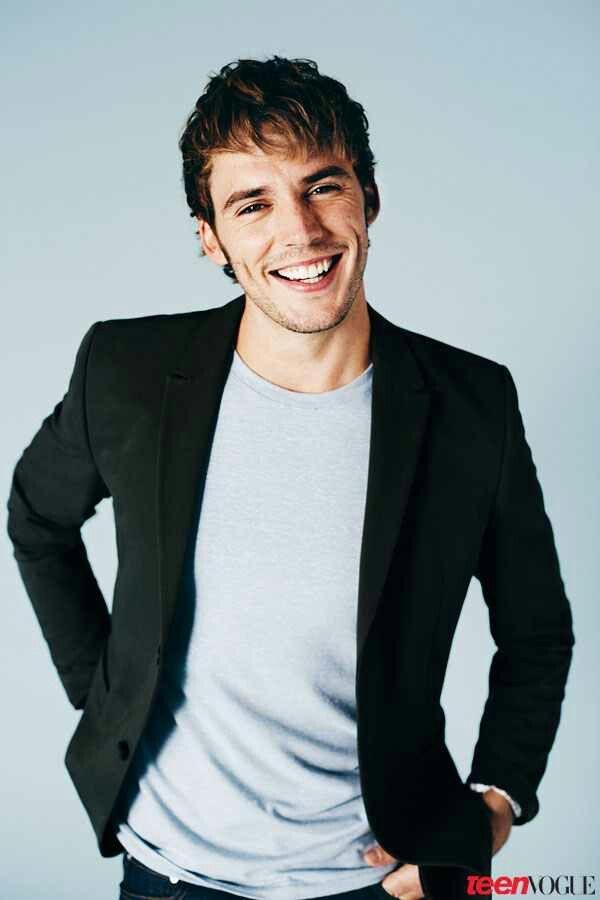 Meet Sam Claflin, The Hunger Games' New Hearthrob