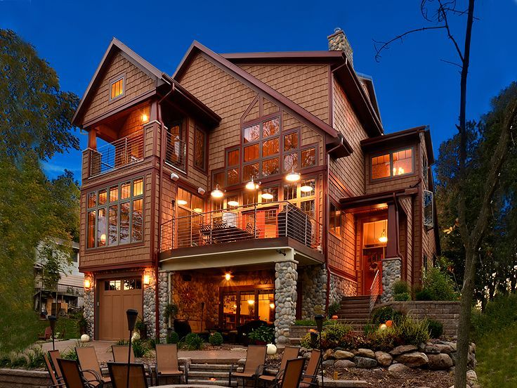 104 best Waterfront House Plans images on Pinterest ...