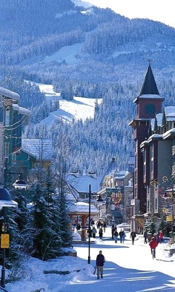Whistler, British Columbia, Canada --THIS IS THE PLACE MIKE HEARD ABOUT..AND WANTS TO GO NEXT YEAR...someone he knows bought a ski trip package and spent a lot less for a week or more than what we spent for 2-3 days in Vail.