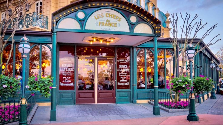 What's your favorite restaurant at Epcot? It's hard to choose but here's one of our favorites! 😋  #orlando #epcot