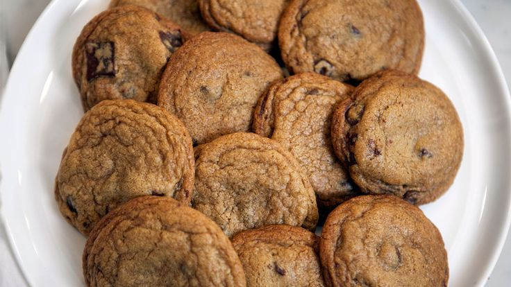 I just discovered this amazing recipe Chocolate Chunk and Chip Cookies on Panna by Chef Sebastien Rouxel!