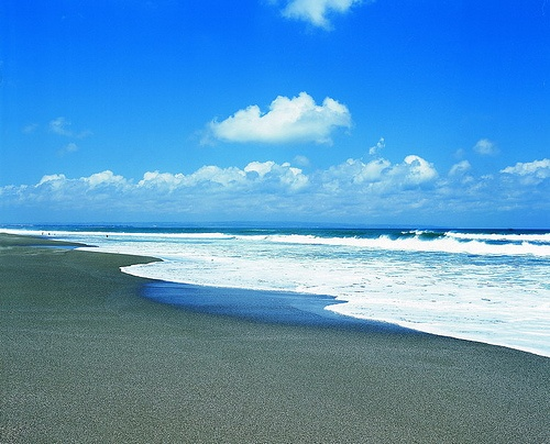 Petitenget Beach via Flickr