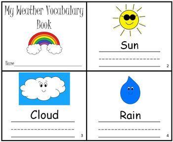 Number Names Worksheets vocabulary lessons for kindergarten : 1000+ images about Kindergarten Weather Lesson Plans on Pinterest