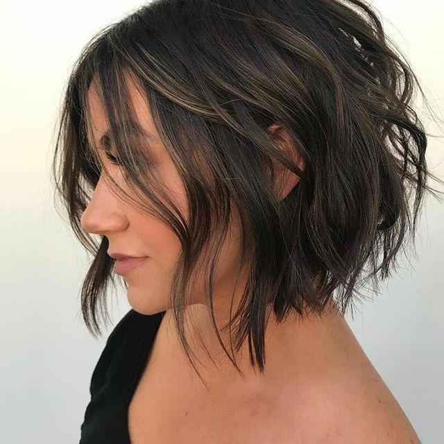 62 Perfekte Frisuren Schulterlanges Haar in 2020 ...