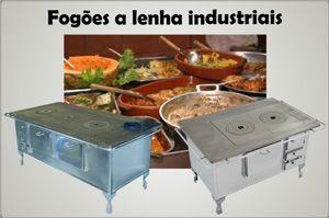 Coprometal - forno a lenha - fogao a lenha - churrasqueira a bafo - fogao industrial