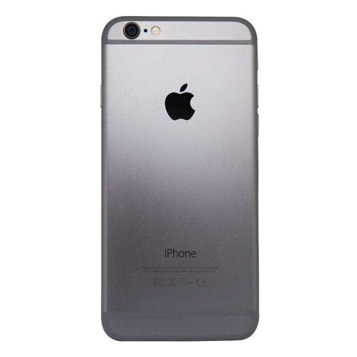 """329,00€ · IPHONE 6 16gb . Seminuevo · KM0: DISPOSITIVO CON ALGUNOS MICRO-RASGUÑOS, ORIGINAL, LIBRE Y REVISADO. ENVÍO EN NUESTRA CAJA Y ACCESORIOS COMPATIBLES. GARANTÍA 12 MESES. iPhone 6 usado de 16GB con pantalla Retina de 4,7"""" y cámara de 8 megapíxeles con fotos más nítidas. http://www.movilescasinuevos.com/iphone-6-segunda-mano/iphone-6-16gb-reacondicionado.html#/color-space_grey/estado-km0 · Electrónica > Apple > iPhone > Móviles iPhone"""