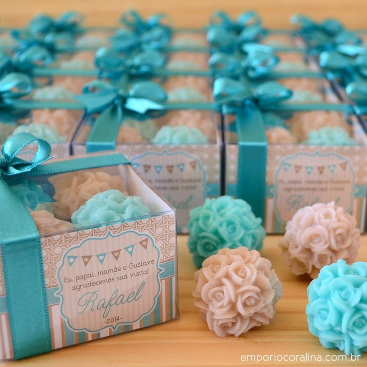 lembrancinhas de maternidade, mini sabonetes artesanais provence