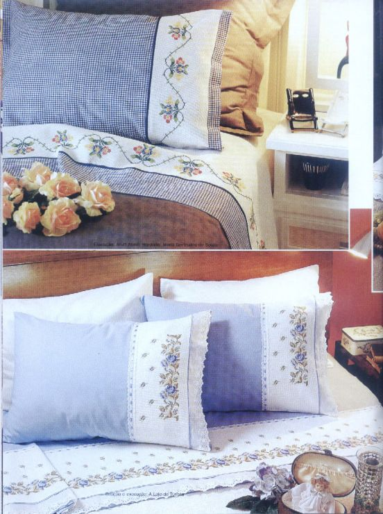 pillow case embellishment Gallery.ru / Фото #28 - 839 - Yra3raza