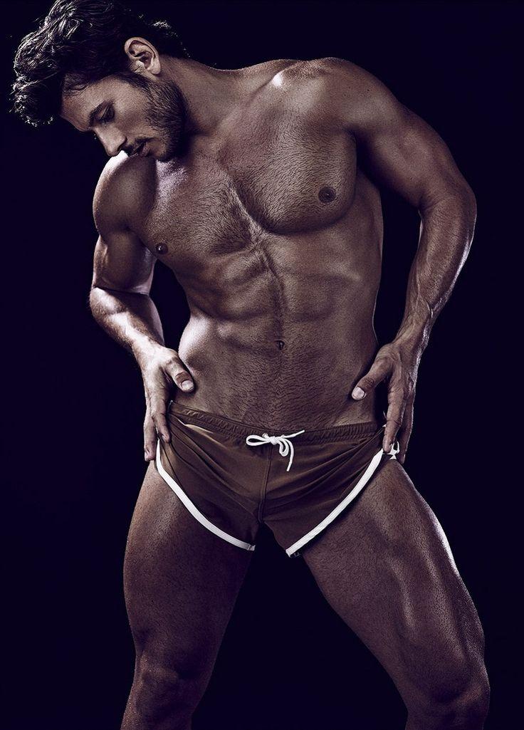 Model : Daniel Garofali Photographer : Daniel Jaems