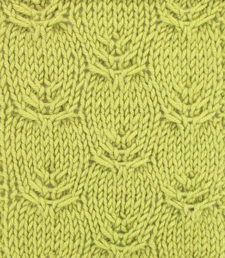 Irish Knit Stitch Patterns : 13 best images about April 2013 Knitting Stitch Patterns on Pinterest Cable...