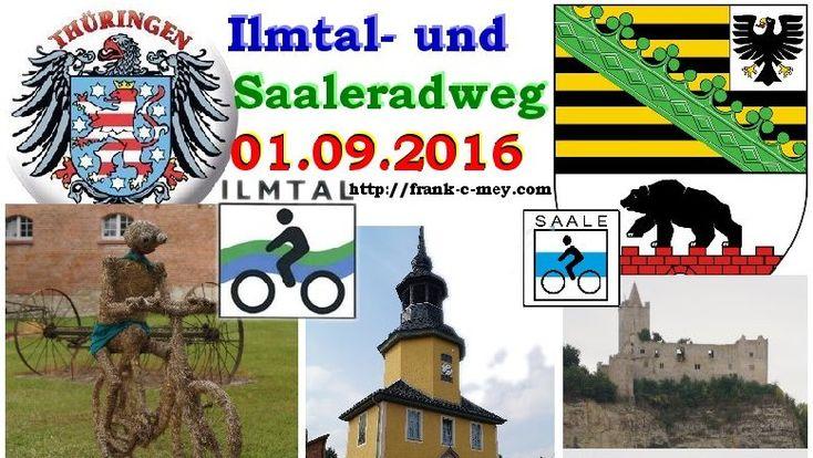"""Rückblick auf einen tollen """"Fahrrad-Sommer"""" http://frank-c-mey.com/ilmtalradweg-von-kaatschen-nach-weimar-reportage #radwege #Ilmtal_Radweg #Saale_Radweg #Unstrut_Radweg #Gera_Radweg #Erfurt #Thüringen #Radwegenetz #Fernradweg_Thüringer_Städtekette #Sachsen_Anhalt"""