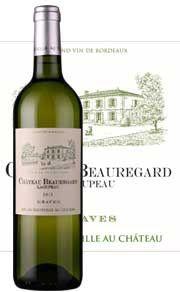 Château Beauregard Lagupeau blanc 2014 - Vin blanc de Graves, Bordeaux  #vinblanc #vinbordeaux #vingraves