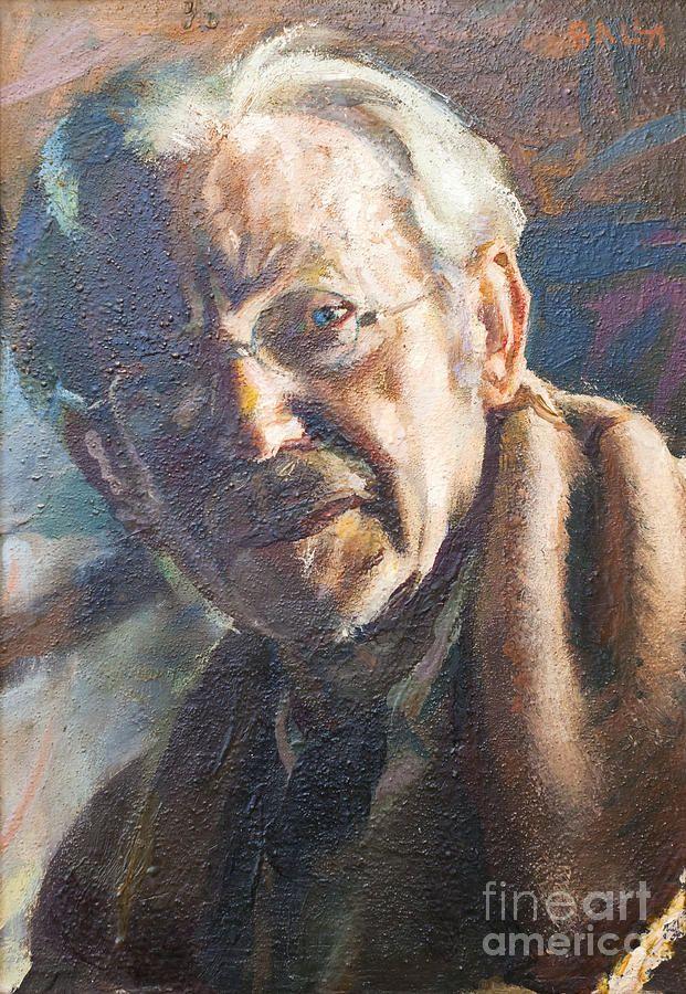 Autodolore By Giacomo Balla Photograph - Autodolore By Giacomo Balla Fine Art Print