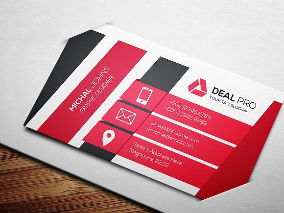 Smart Business Card Business Card Template Design Business Cards Creative Smart Business