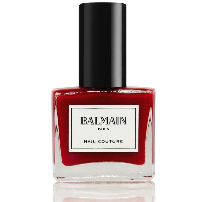 Balmain launches Nail Couture Collection