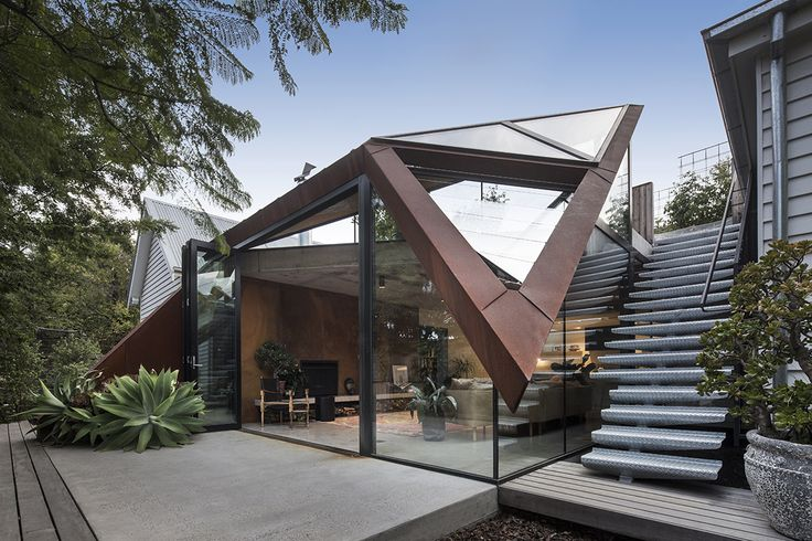 Leaf House, Melbourne, Australia   - The Cool Hunter - 				The Cool Hunter