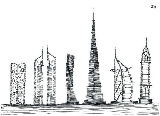 Dubai Building1