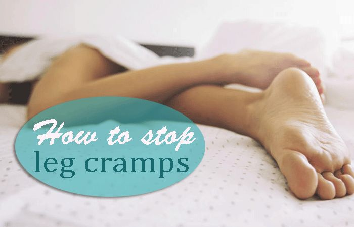 7 home remedies to stop leg cramps at night or in the morning!!! 1. Stay hydrated 2. Walk on cold tile floor 3... ...