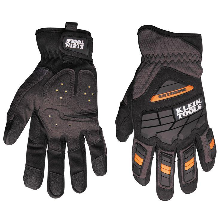 Klein Tools Extreme Gloves - Medium