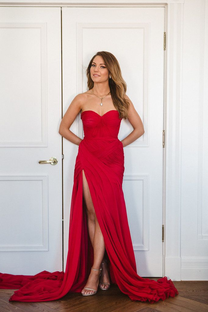 Sam Frost Is Red Hot and Ready to Find Love as Australia's First Bachelorette