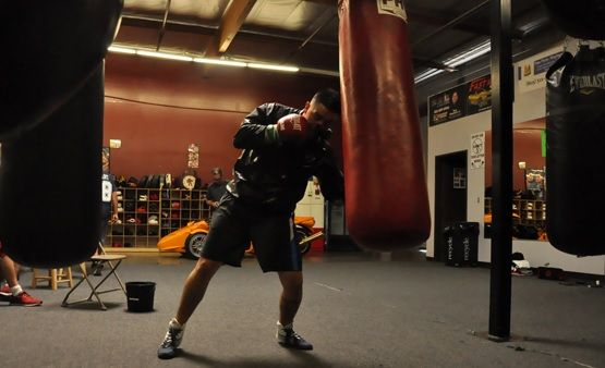 how to buy a heavy punching bag