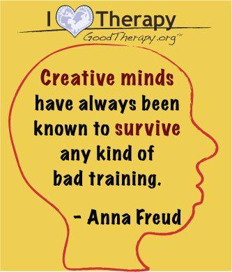 Anna Freud short bio/goodtherapy.org