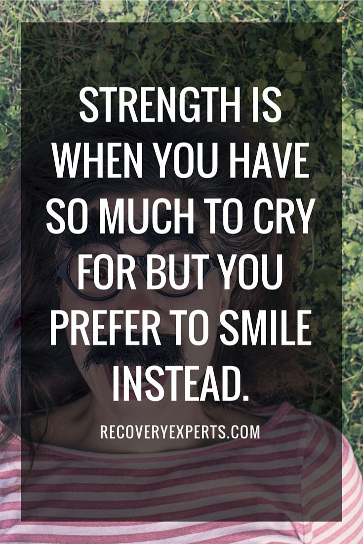 Cry and die inspirational quote motivational thoughts pictures - Inspirational Quote Strength Is When You Have So Much To Cry For But You Prefer