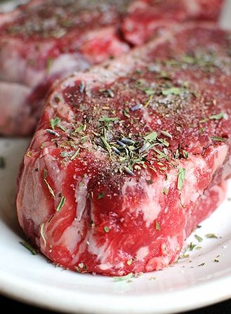 EASY! How to cook Rib-Eyes