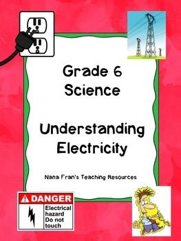 This resource consists of three units that meet the requirements of the Physical Science : Electricity outcomes and indicators of the Grade 6 Saskatchewan Science curriculum.The outcomes covered are:EL6.1: Assess personal, societal, economic and environmental impacts of electricity in Saskatchewan and propose actions to reduce those impactsEL6.2: Investigate the characteristics and applications of static electricity charges.