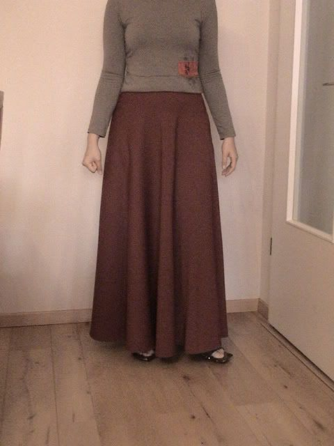 tuto jupe ample facile couture pinterest mod les de v tements maxi maxi robes et maxi robes. Black Bedroom Furniture Sets. Home Design Ideas