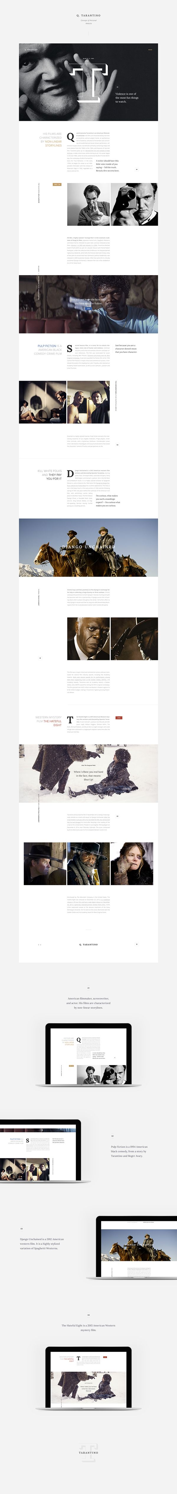 Beautiful Editorial Design for the Web