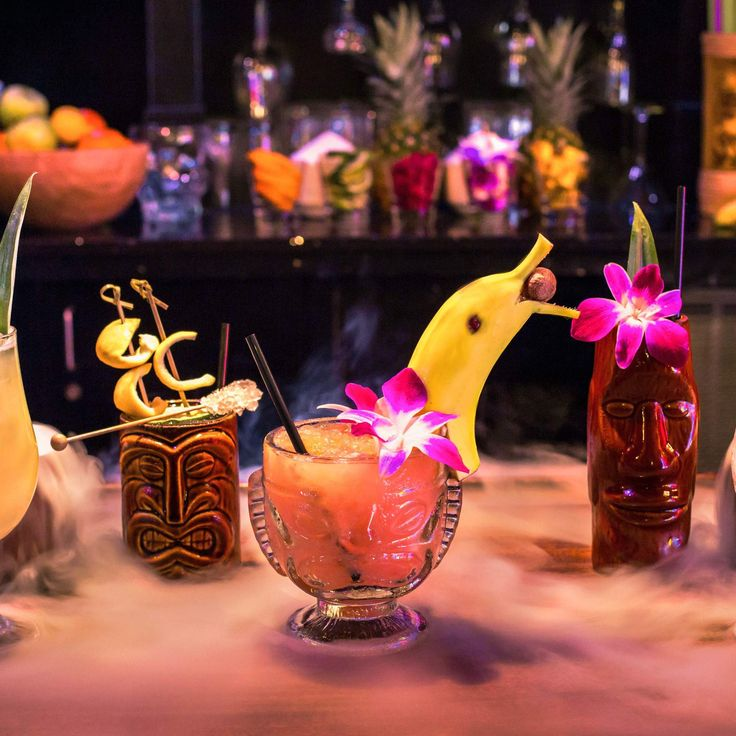 These tropical cocktails will make you wish you lived in San Diego.