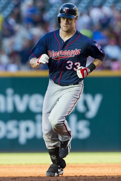 Meet Justin Morneau, Minnesota Twins,1 of my favorite player and favorite team in the MLB. Go Twins!!