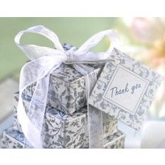 Stacked Gift Box Soap Favour