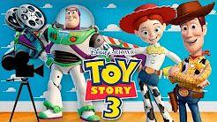Toy Story 3 ESPAÑOL PELICULA COMPLETA del juego Amigo Fiel Jessie,Buzz,Woody - Juegos De Pelicula - YouTube
