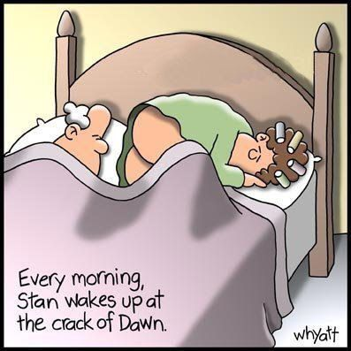funny cartoons about old people | funny cartoons on aging