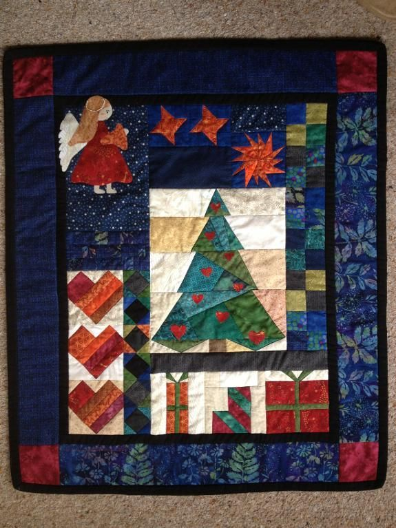 Christmas Wall Hangings 54 best christmas,holidays&othertablerunners,wallhangings images