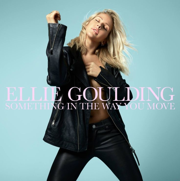 """ELLIE GOULDING """"SOMETHING IN THE WAY YOU MOVE"""" (NEW VIDEO)"""