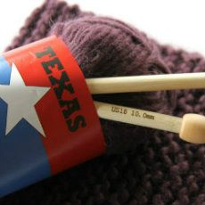 Texas  - Super Chunky Wool/Alpaca yarn