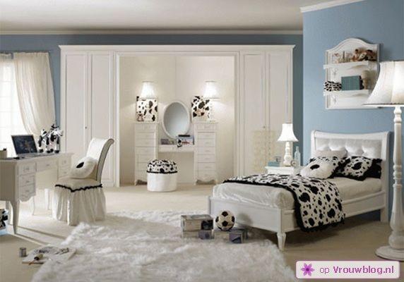 Inrichting slaapkamer meiden referenties op huis ontwerp