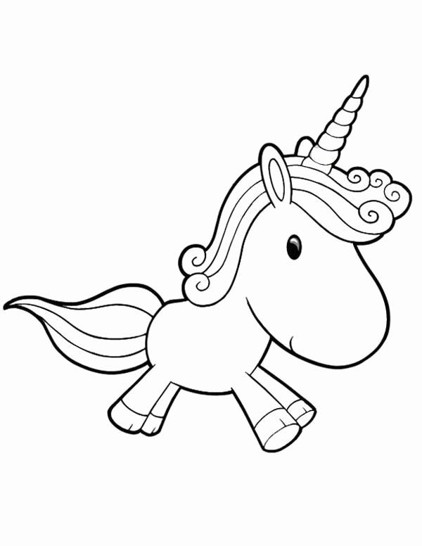 Baby Unicorn Coloring Page Best Of Unicorn A Lovely Unicorn Toy Doll For Girl Coloring Unicorn Coloring Pages Baby Unicorn Cute Coloring Pages
