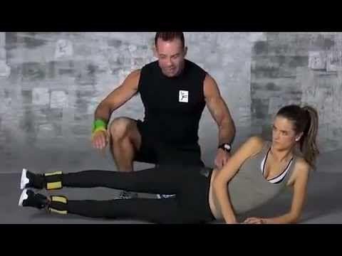▶ Alessandra Ambrosio Does Brazil Butt Lift (trainer Leandro Carvalho) - Victoria's Secret Model - YouTube