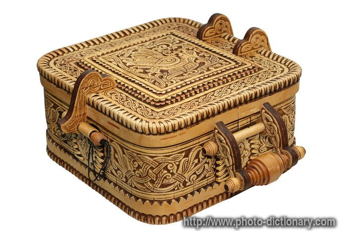 carved casket - photo/picture definition at Photo Dictionary ...