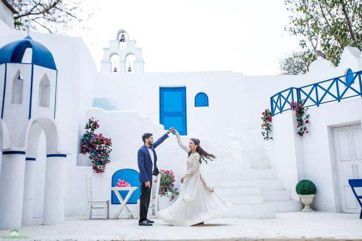"White in love! Photo from The Creative Eye Production ""Vapi-Gujarat"" album  #weddingnet #wedding #india #indian #indianwedding #weddingdresses #mehendi #ceremony #realwedding #lehengacholi #choli #lehengaweddin#weddingsaree #indianweddingoutfits #outfits #backdrops #groom #wear #groomwear #sherwani #groomsmen #bridesmaids #prewedding #photoshoot #photoset #details #sweet #cute #gorgeous #fabulous #jewels #rings #lehnga"