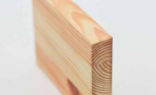memo pad from Appree that resembles a block of wood