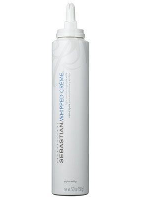 Sebastian Professional Whipped Creme: This styling mousse adds body, defines curls, and conditions hair. | allure.com