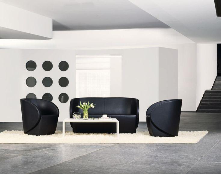 Cala canap et fauteuil design wolfgang c r mezger for Fauteuil et canape design