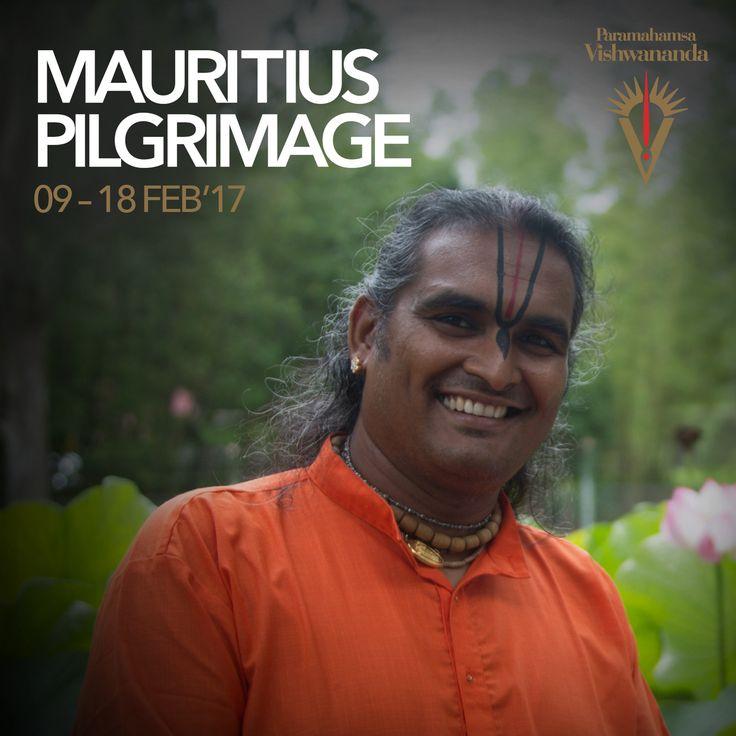 https://flic.kr/s/aHskRyWQn5   Mauritius Pilgrimage 2017 – Paramahamsa Vishwananda   In February 2017, Paramahamsa Sri Swami Vishwananda returned to the place of his incarnation and childhood: the beautiful island of Mauritius. During this trip, Swamiji gave five darshans, spent precious time with devotees, initiated a new Swamini into the Bhakti Marga order, and much more.  bhaktimarga.org paramahamsavishwananda.com