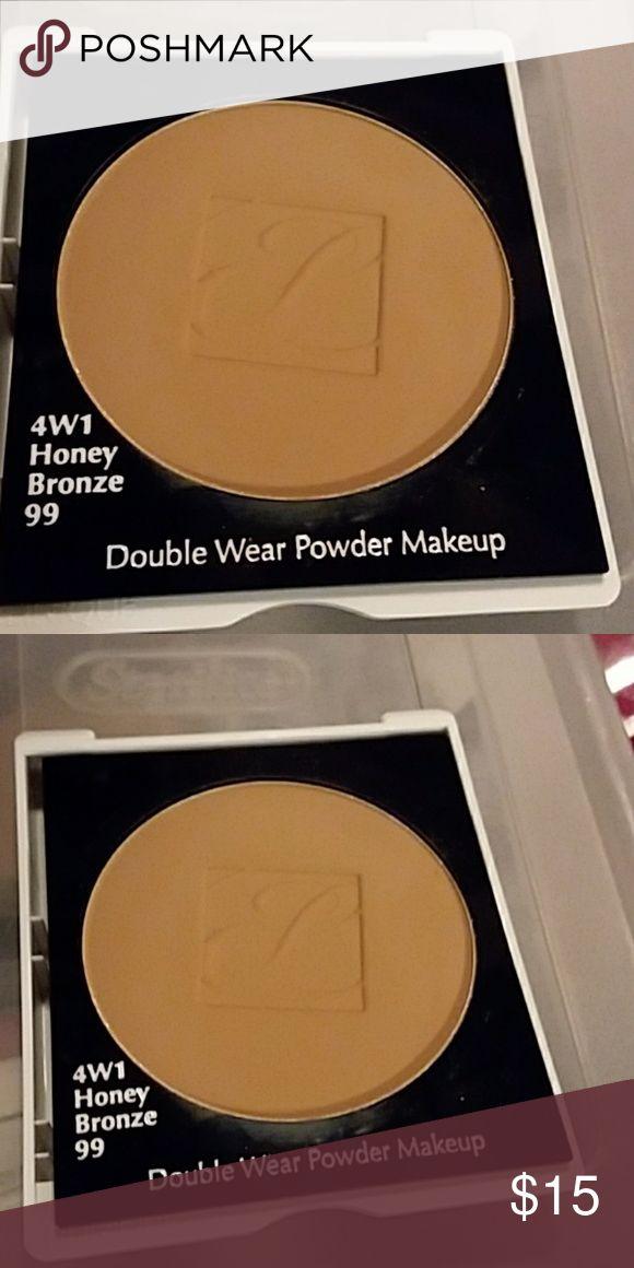 Estee Lauder double wear face powder Full coverage and long lasting face powder. Estee Lauder Makeup Face Powder