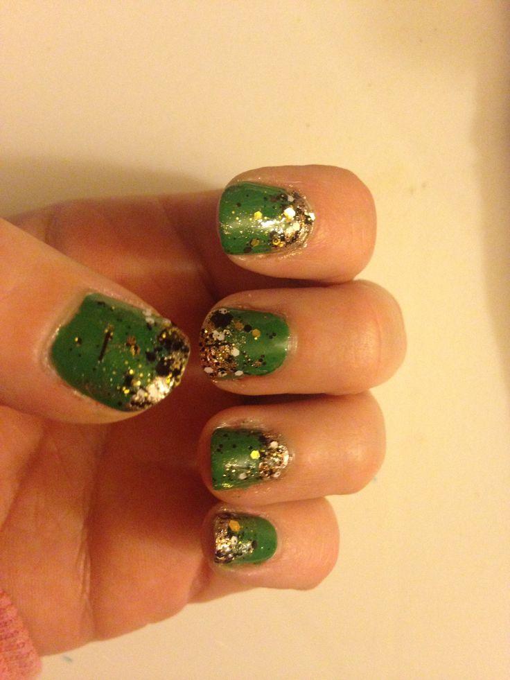 Reg polish, natural nail